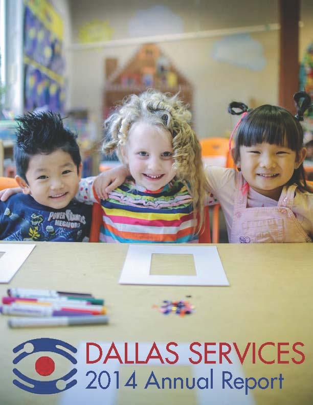 Annual Report for Dallas Services